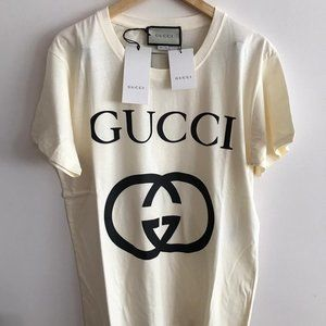 Gucci Interlocking Logo T-Shirt
